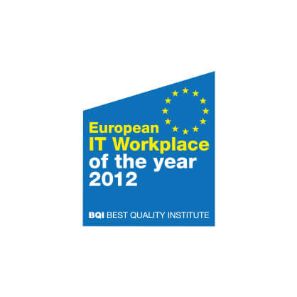 European IT Workplace of the year 2012
