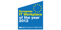 European Workplace of the year