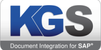 KGS document integration SAP